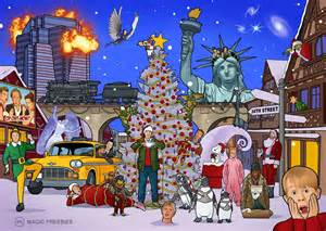christmas films can you spot the 25 christmas movies hidden in this