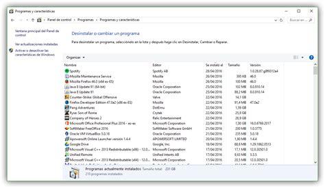 programa para ver imagenes windows 10 c 243 mo ver las aplicaciones m 225 s recientes instaladas en