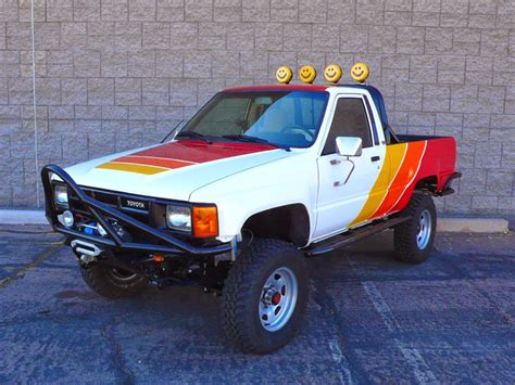 vintage toyota truck daily turismo 15k classic pickup 1984 toyota hilux 4wd