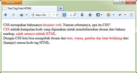 tutorial css untuk pemula pdf tutorial belajar css pengertian css apa yang dimaksud