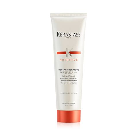 Shoo Kerastase Indonesia nectar thermique hair milk for hair k 233 rastase