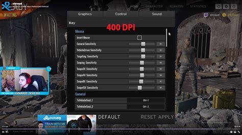 pubg 99 gpu shroud pubg settings pubghq