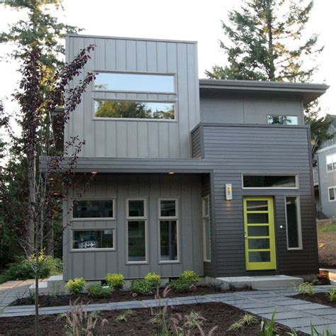 zillow home design style quiz modern exterior of home with french doors by jordan