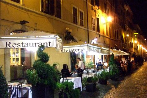 best restaurant in trastevere rome italy italian food and restaurants in rome wonders of the