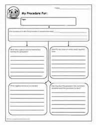 procedural writing template procedural writing procedural writing
