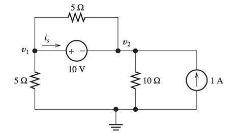 resistor superposition circuits problem electric circuits using superposition to find current physics stack exchange