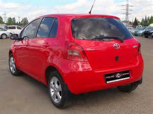 Toyota Yaris 2008 Price 2008 Toyota Yaris For Sale 1300cc Gasoline Ff
