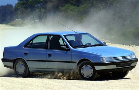 peugeot 405 sport peugeot pars picture courtesy of peugeot the truth