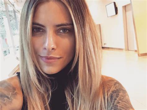 neuer job sophia thomalla ergattert eigene tattoo tv show