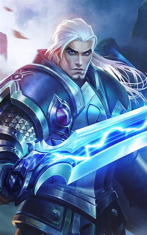 wallpaper android mobile legend tigreal mobile legends hero download free 100 pure hd