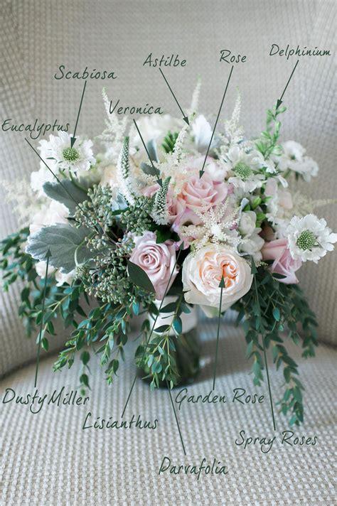Fresh Bridal Flowers by Fresh Boho Bridal Bouquet Breakdown Fiftyflowers The