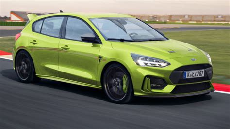 2020 Ford Focus Rs St by Ford Focus Rs 2020 Autobild De