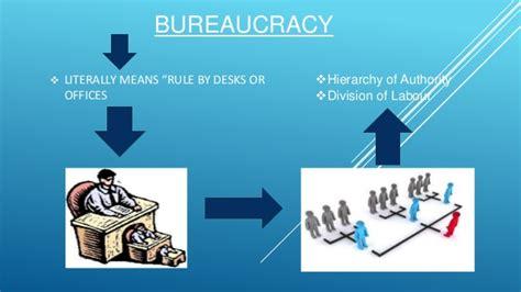 Bureaucracy by Bureaucracy