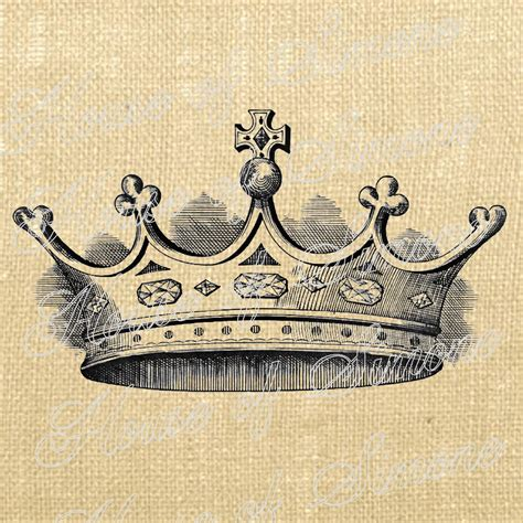 prince crown tattoo designs crown cross king royal vintage graphic image