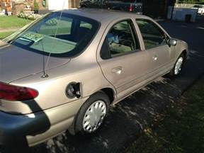 sell used low 50k only 95 ford contour gl