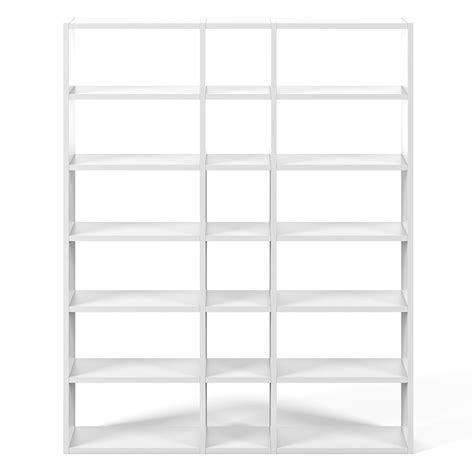 Pombal White 72 Quot Modern Bookcase By Temahome Eurway 72 White Bookcase