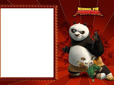imagenes de cumpleaños kung fu panda marco de foto kung fu panda 2 descargar marcos para fotos
