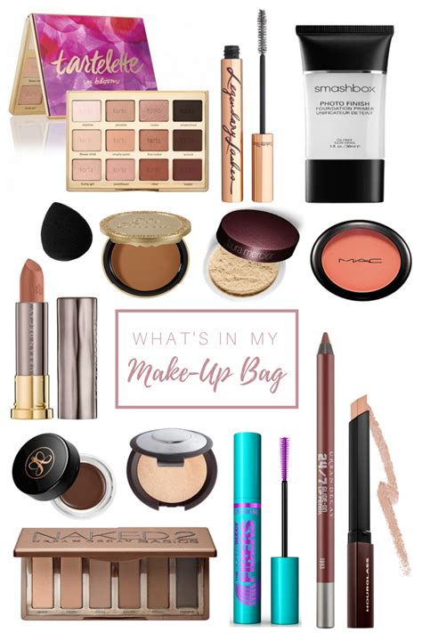 Whats In Your Make Up Bag 1 by What S In My Makeup Bag April Hodges