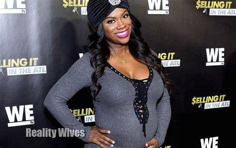 Kandi Burruss Pregnant | video kandi burruss todd tucker are having a boy