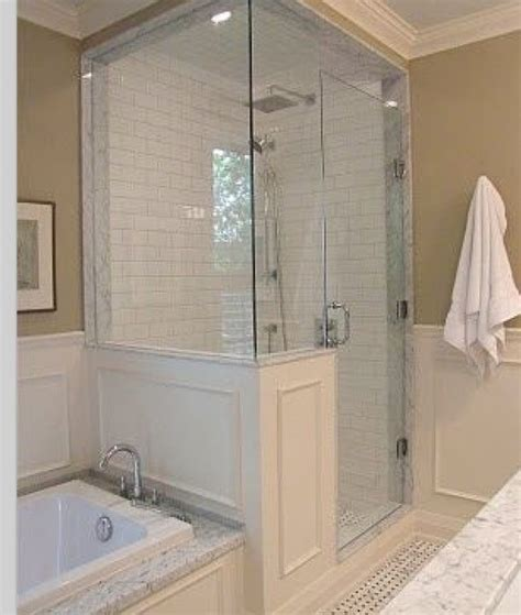 separate bath and shower separate bath shower increase resale value