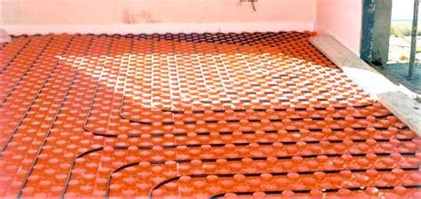 riscaldamento a pavimento pregi e difetti riscaldamento a pavimento caratteristiche pregi difetti