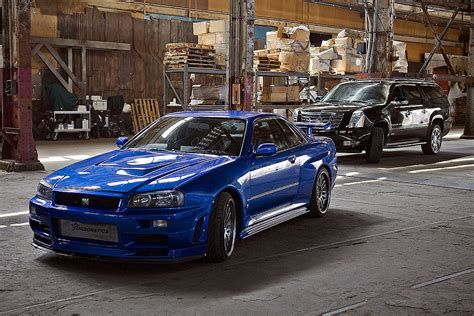 Nissan Skyline Fast And Furious Image 255