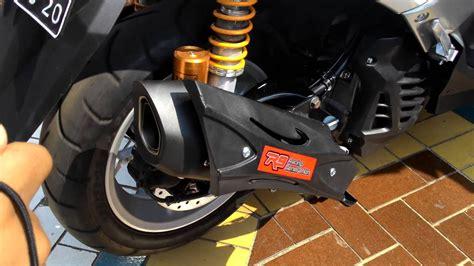Shock Belakang Ride It N Max 68 modifikasi shockbreaker yamaha nmax modifikasi yamah nmax