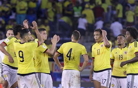 Calendario Eliminatorias 2018 Seleccion Colombia Eliminatorias Rusia 2018 As 237 Qued 243 La Selecci 243 N Colombia