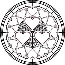 stained glass coloring book free coloring pages of sun stained glass
