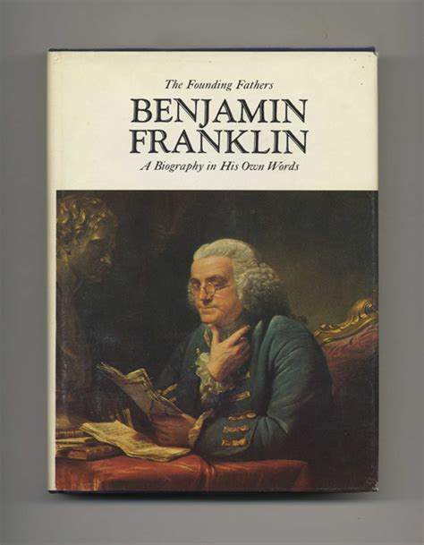 benjamin franklin cooling biography benjamin franklin a biography in his own words thomas