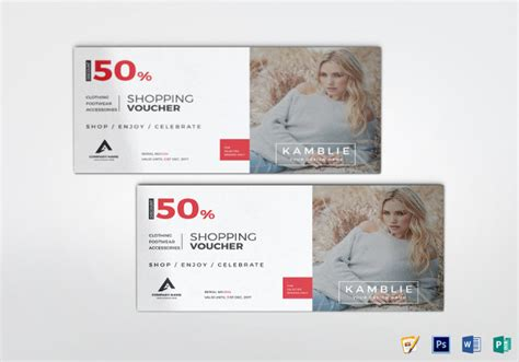 coupon template for adobe illustrator 18 microsoft word format voucher templates free download