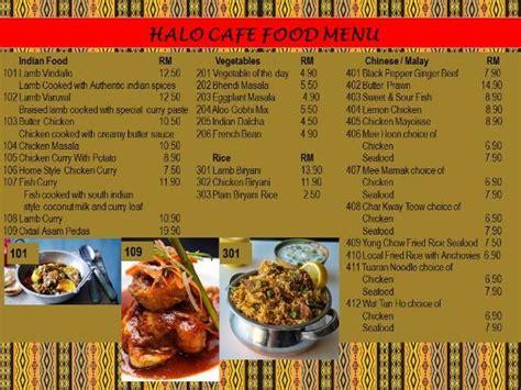 halo food reviews food menu picture of halo cafe kota kinabalu tripadvisor