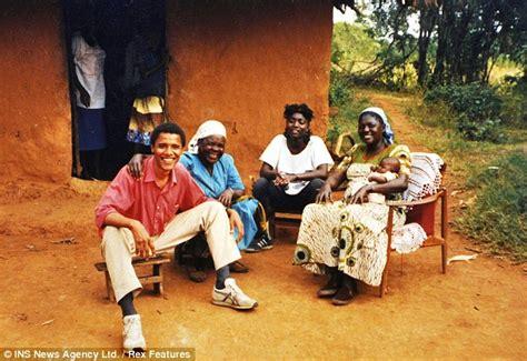 barack obama biography born in kenya my little brother barack obama he s had 12 wives is