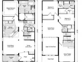 2 story townhouse floor plans two storey townhouse plans mexzhouse com