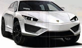 Lamborghini Suv Images Lamborghini Suv Coming In 2017 Autoevolution