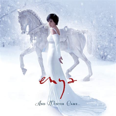 enya and winter came cd album at discogs