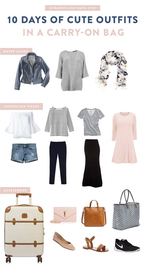 wardrobe tips travel style how to plan cute outfits for vacation in a