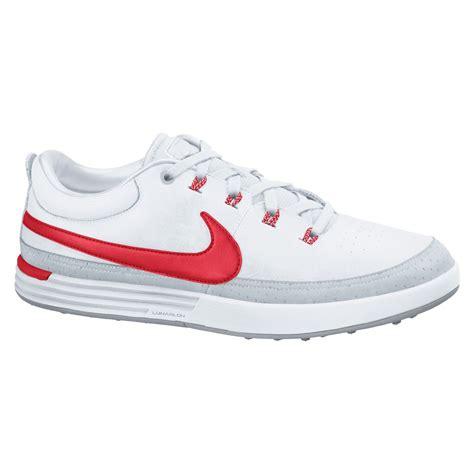 waterproof sneakers nike nike lunarwaverly mens waterproof spikeless golf shoes ebay
