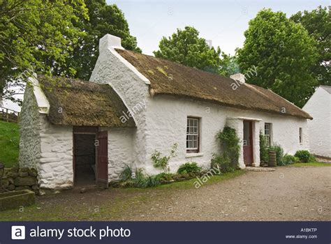Ulster Cottages by Northern Ireland Ulster County Tyrone Ulster American Folk