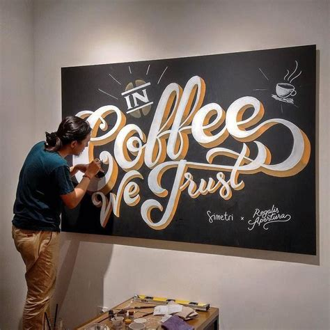 cafe design font best 25 coffee typography ideas on pinterest