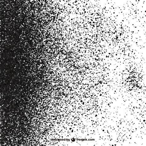 white specks in black specks on white background vector free