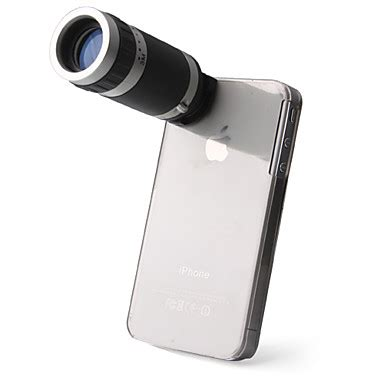 telescope  zoom camera case holder  iphone