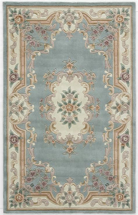 aubusson rug rugs america new aubusson area rug 5 by 8 ivory kitchen dining
