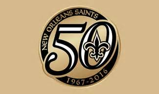 new orleans saints colors saints release 50 year anniversary patch see it here