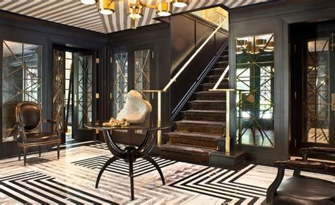 top interior designs luxury gold and black furniture for modern interiors