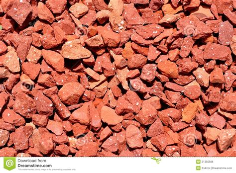 Arizona House Plans red pebbles texture royalty free stock image image 31350566