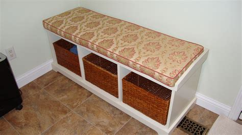 custom indoor bench seat cushions bench cushions indoor custom home design ideas