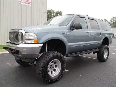 2000 Ford Excursion Xlt by 2000 Ford Excursion Xlt
