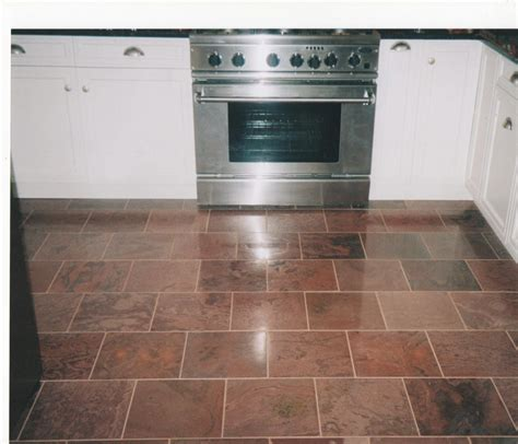 kitchen flooring types types of floor tile