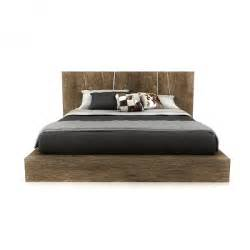Modern Platform Bed King Silk Modern Platform Bed King Size 8153